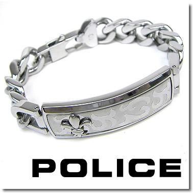 ポリス ブレスレット POLICE EMPEROR エンペラー ...