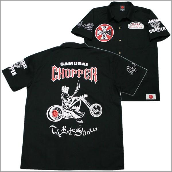 【NEW】【3】ワークシャツ「サムライチョッパー」...