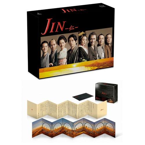 【送料無料】 JIN-仁- + 完結編 Blu-ray BOX...