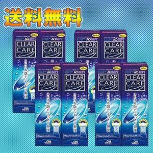 【送料無料】AOセプト クリアケア 360ml×8本+中...