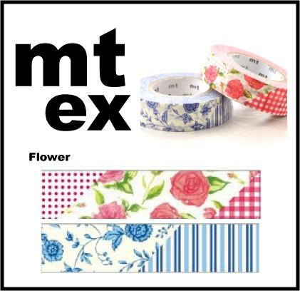 【メール便OK】mt ex Flower 1P 花柄[MTEX1P54/55...
