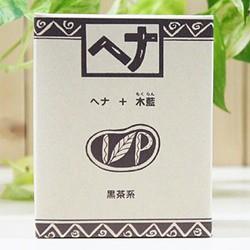 ナイアード 【ヘナ+木藍 100g】髪のカラーリング...