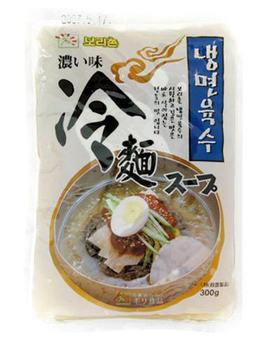 ボリチョン ボリ冷麺スープ(濃い味)(300g)★韓...