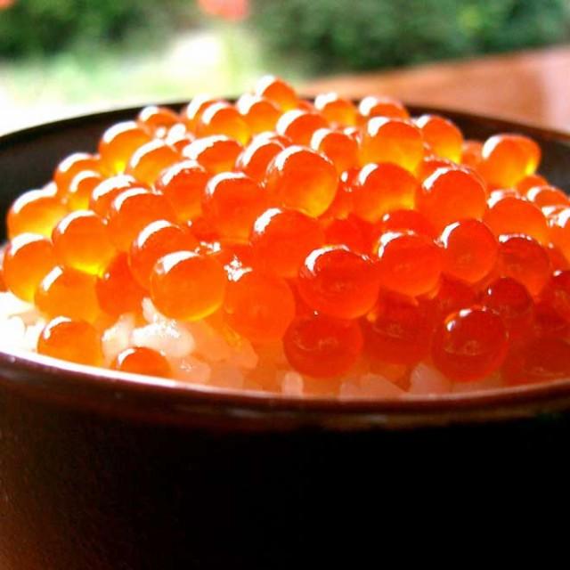 【旬の秋鮭使用】『いくら醤油漬(はらこ)』320g...