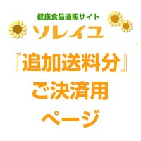 【追加送料決済用】