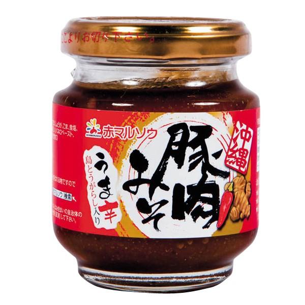 沖縄豚肉みそ うま辛 140g