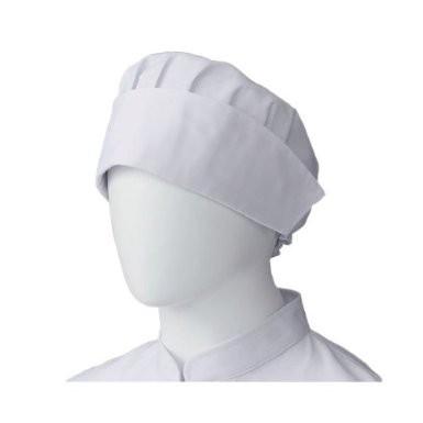ホワイトウェアのコック帽&丸帽&三角巾 【帽子...