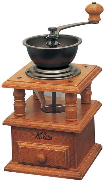 手挽きコーヒーミル コーヒーミルCT-5 【Kalita...