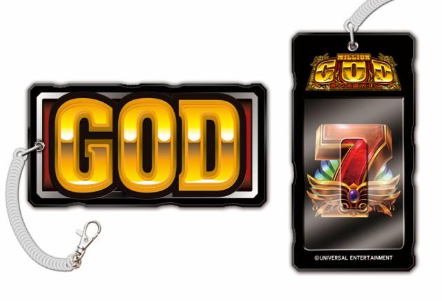 パチスロ GOD ミリオンゴッド 神々の系譜ZEUS...