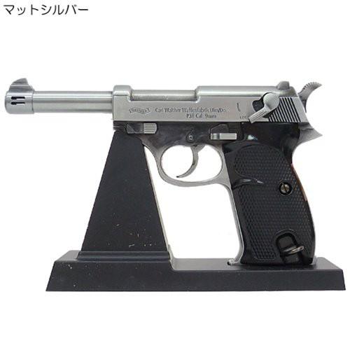 (大人気商品) ワルサーP38型ピストルライター (全...