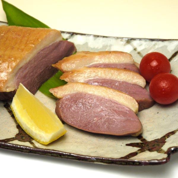 まろやか合鴨スモーク 200g(1本) 業務用冷凍食品...