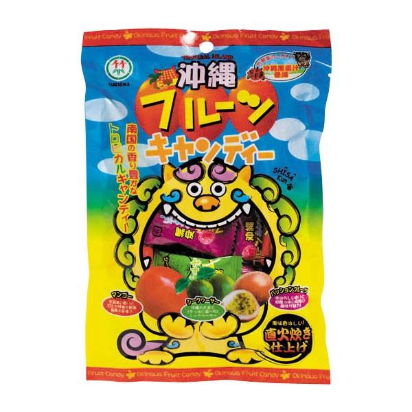 沖縄のフルーツキャンディー 100g