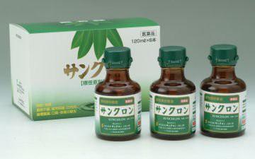 サンクロン 120ml×6本 【第3類医薬品】 食欲不振...