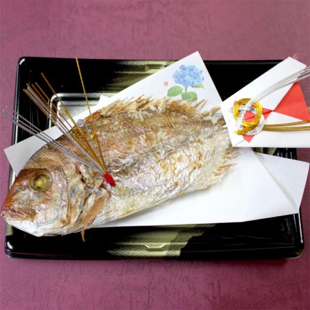 小鯛の浜焼き1尾(20cm以上)/お祝/たい/タイ/鯛/塩...