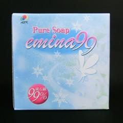 1ヶ月あたり180円でできる洗濯洗剤 Pure Soap emi...