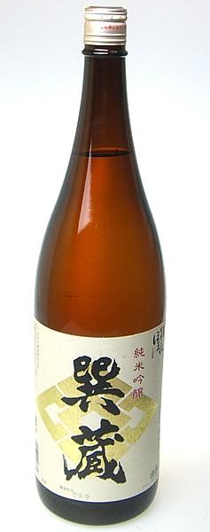 【ほまれ酒造】純米吟醸 巽蔵 1800ml