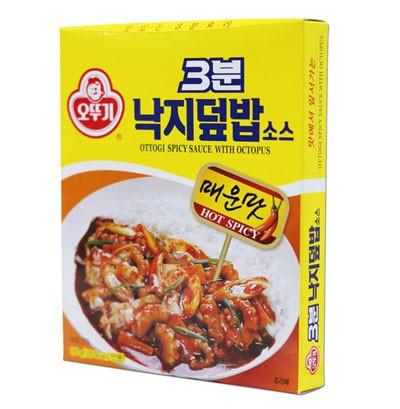 オットギ 3分タコ丼ソース(辛口) 150g★韓国食品...