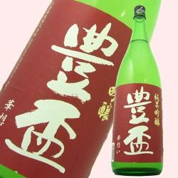 豊盃 純米吟醸『華想い』1.8L 【お一人様2本まで...