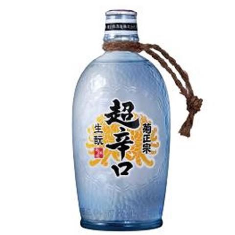 菊正宗 生酛 超辛口徳利ボトル (本醸造)...