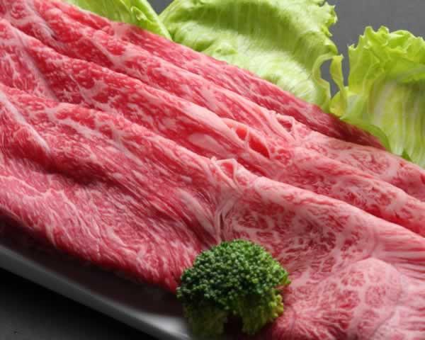 特価 国産牛1kg/送料無料 すき焼き しゃぶしゃ...