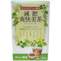 減肥爽快美茶 4gx30袋