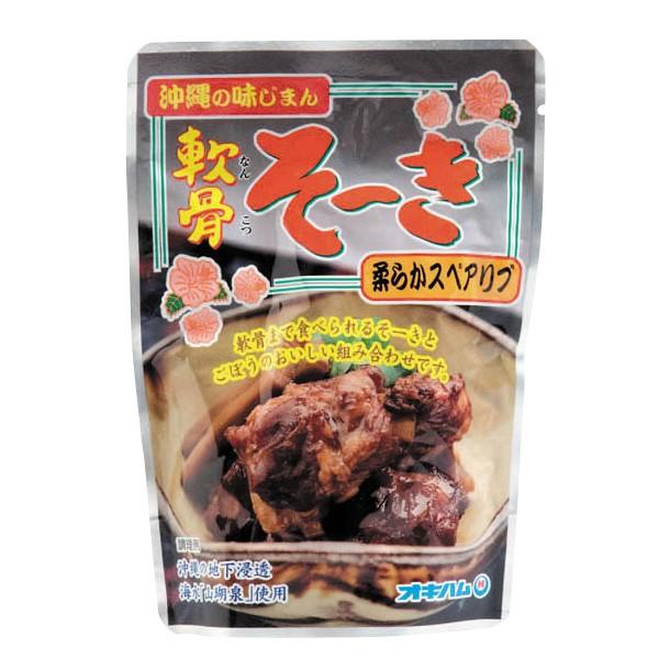 沖縄の味じまん 軟骨ソーキ ごぼう入 165g