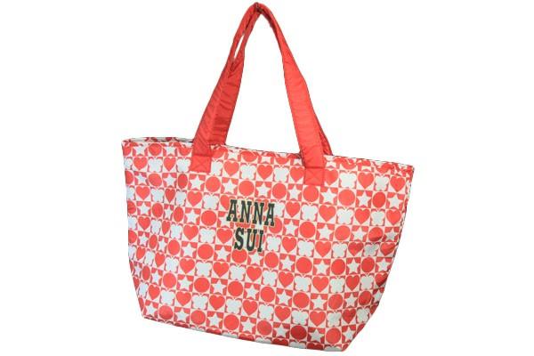 b0f0117ffc1f アナスイ ANNA SUI バッグ トートバッグ ノベルティ品 レディース バック ブランド品