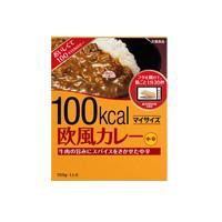大塚食品 100kal マイサイズ 欧風カレー 1人分...