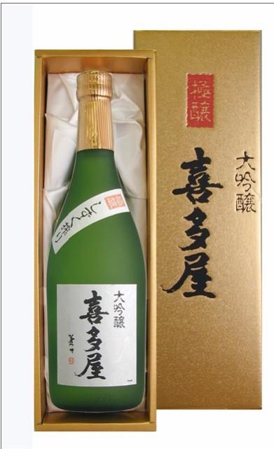 大吟醸 極醸 喜多屋 720ml 35%磨き 【送料...