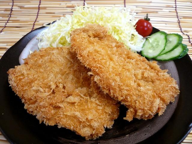 ささみカツ<衣付き>[1枚]☆九州産若鶏ささみ使...
