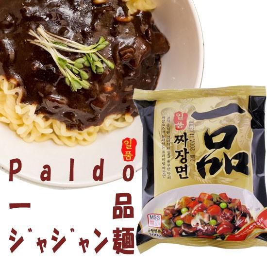 一品 ジャジャン麺(ソース入り)(200g)★韓国食...