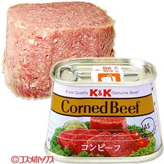 【●お取り寄せ】国分 K&K コンビーフ 100g
