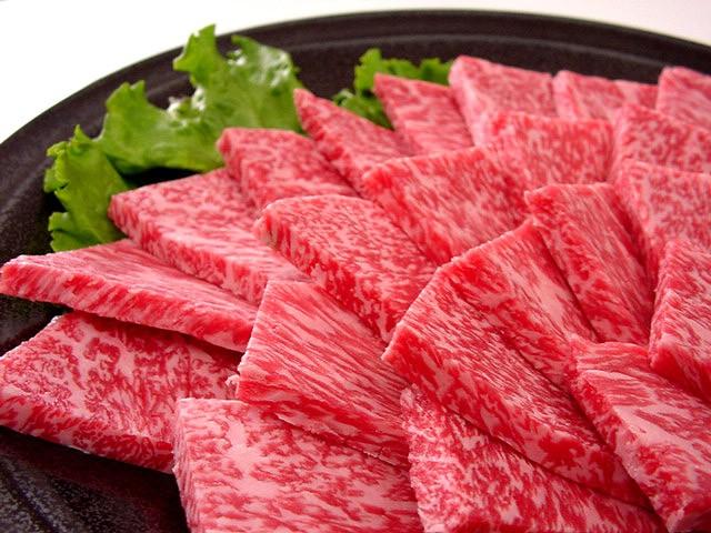九州産 黒毛和牛★霜降り赤身カルビ焼肉用<約4...