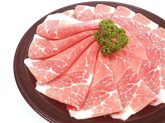 九州産○豚もも すき焼き・しゃぶしゃぶ用[100...