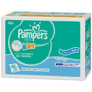 【 キッズ ベビー 用品 】 パンパース ふわふわシ...