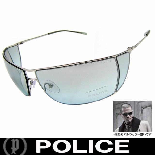 POLICE ポリス 復刻版 ミラー サングラス EXILE A...
