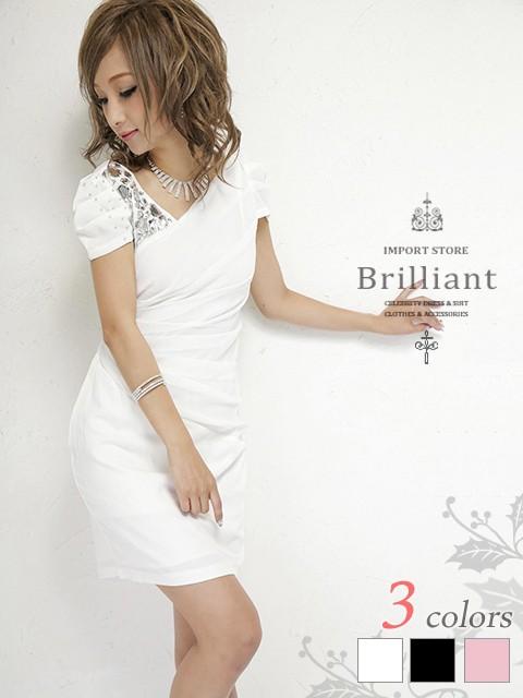 02d426f469243 SALE☆3カラー 3サイズ S M L 上品パフスリーブ半袖シンプル定番ミニ ...