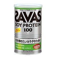 ザバス ソイプロテイン100 ココア味 315g 【...