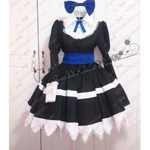 DK1705 高品質コスプレ衣装 パンティ&ストッキン...