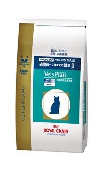 ロイヤルカナン 猫用 ベッツプラン メールケア 4kg×4袋(1ケース)