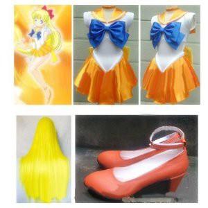 DK2268 コスプレ衣装 美少女戦士■セーラームーン...