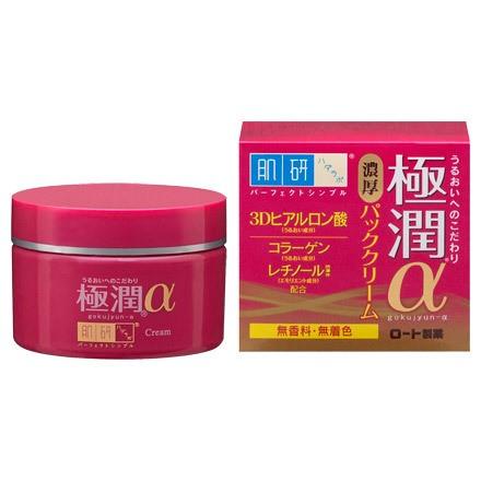 ロート製薬 肌研(ハダラボ) 極潤αパッククリ...