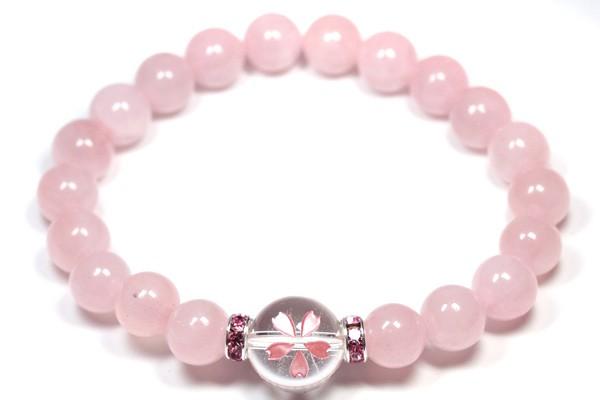 【ブレスレット】桜 デザインブレスレット