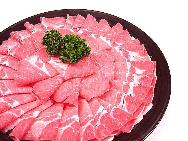 九州・大分県産○豚肩ロース・すき焼き、しゃぶし...