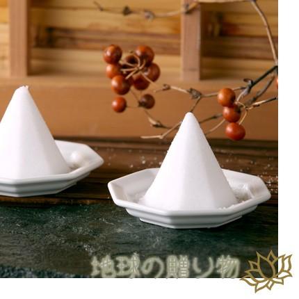 限定数◆厄除・福を呼び込む八角形・盛塩セット...