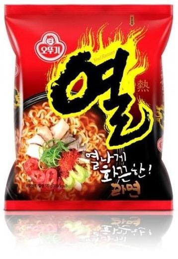 オットギ 熱ラーメン(120g) ★韓国食品市場...