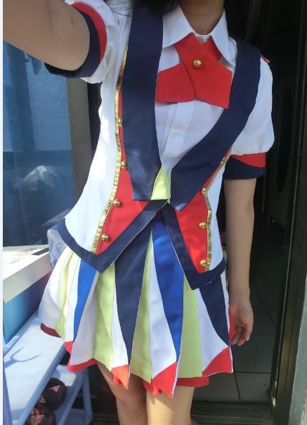 DK2278 コスプレ衣装 AKB48 恋するフォーチュンク...