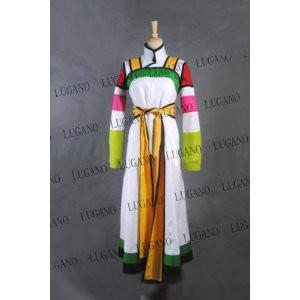 DK1385  守護月天 シャオリン  コスプレ衣装  ...