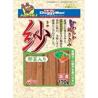 【ドギーマンハヤシ】紗 野菜入り 170g