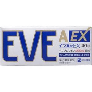 【第(2)類医薬品】◆ エスエス製薬 イブA錠EX...